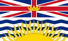 british columbia flag - Google Search