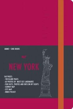 New York Visual Notebook: Coral Reef
