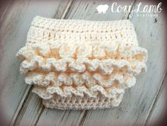 Hey, I found this really awesome Etsy listing at https://www.etsy.com/listing/123520086/crochet-pattern-for-ruffle-bum-baby