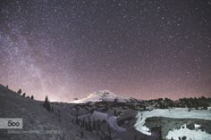 Mt. Hood by jtrend_  Canon Canon 6d Landscapes Nature Oregon Pnw Mt. Hood jtrend_