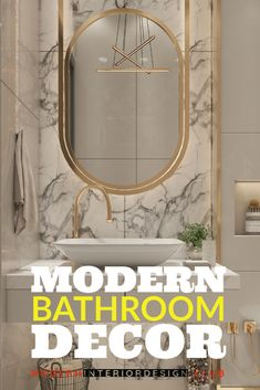 Contemporary Bathroom Ideas - Better Homes * Visit the image link for more details. Modern Bathroom Decor, Contemporary Bathrooms, Bathroom Ideas, Best Interior Design, Bathroom Interior Design, Funky Lamps, Decor Market, Used Chairs, Better Homes