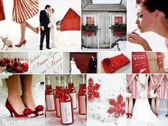 5 Perfect Winter Wedding Color Palette Ideas