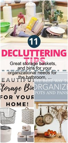 Great storage baskets, and bins for your organizational needs for the bathroom, Bedroom, or even living room! #organization #storageideas #storage...,Great storage baskets, and bins for your organizational needs for the bathroom, ...,  #Baskets #bathroom #bins #Great #organizational #Storage Bathroom Baskets, Room Organization, Storage Baskets, Declutter, Living Room, Bedroom, Blog, Room Layouts, Organizing Life