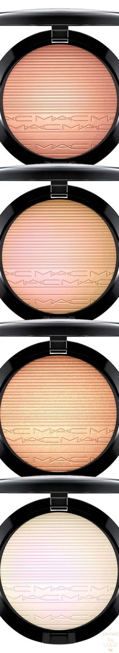 M·A·C Extra Dimension Skinfinish Highlighters