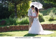 wedding photos of bride and groom kissing - Google Search