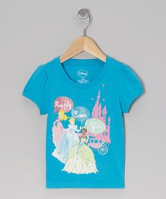 Take a look at this Blue Princess 'Happily Ever After' Tee - Infant & Toddler by Freeze on #zulily today!