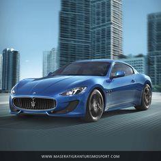 Maserati Gran Turismo...oh baby.