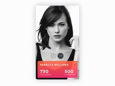 50 User profile page — Design Inspiration | by Muzli | Muzli - Design Inspiration Mobile Ui Design, App Ui Design, Page Design, Profile App, Profile Website, User Interface Design Examples, Card Ui, Android Design, Ui Design Inspiration