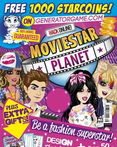 [NEW] MOVIESTARPLANET HACK ONLINE 100% WORKS 2015: www.moviestarplanetgenerator.ga Add up to 999999999 amount of Diamonds and StarCoins per day: www.moviestarplanetgenerator.ga And Get Free VIP Membership! 100% Working Hack Online: www.moviestarplanetgenerator.ga Please SHARE this awesome real hack method guys: www.moviestarplanetgenerator.ga HOW TO USE: 1. Go to >>> www.moviestarplanetgenerator.ga 2. Select Your Device then Select required amount of Diamonds and StarCoins to generate 3…