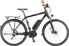Herren Trekking & Tour S-Pedelec, Bosch Performance Speed Mittelmotor,