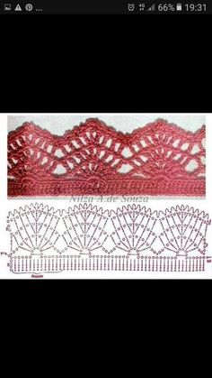 Crochet Wool, Crochet Gifts, Crochet Doilies, Crochet Flowers, Tatting Patterns Free, Knitting Patterns, Crochet Patterns, Crochet Boarders, Crochet Bedspread Pattern