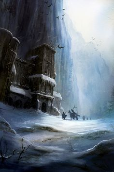 Winter is Coming, A George R.R. Martin Art Show Inspired by 'A Song of Ice and Fire' at Ltd. Art Gallery in Seattle