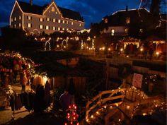 Weihnachtsmarkt Hexenagger.Schloss Hexenagger Christams Photo Travel Christmas Markets