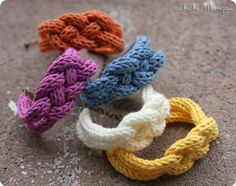 Spool Knitting, I Cord, Bijoux Diy, Paracord, Loom, Knit Crochet, Projects To Try, Couture, Bracelets