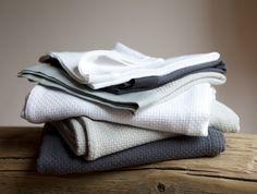 Mungo Interlace Towels