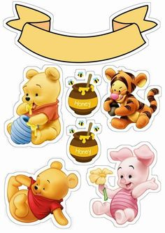 Ran on the lines – That is how woman Leinen styles properly – Pregnancyx. Pooh Baby, Winnie The Pooh Cake, Winnie The Pooh Birthday, Disney Winnie The Pooh, Printable Stickers, Cute Stickers, Planner Stickers, Free Printables, Disney Images