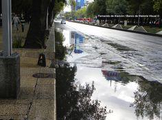 Charcos. / Street pool.