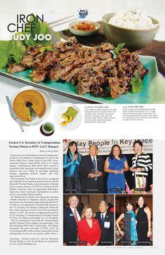 #AsiaWorldMedia Exclusive Interview with International #ChefJudyJoo..Page 7