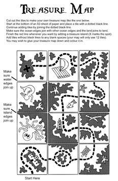 Pirate Themed Maths Activity Book - pirate, maths, activity, book ...