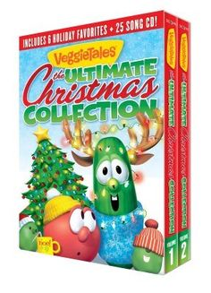 Veggie Tales Christmas Collection giveaway