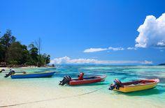 #Seychellen #Urlaub Meer und Strand - mehr auf http://www.seychellenreisezeit.com/seychellen-urlaub/