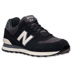 new york b35bd a0ace Men s New Balance 574 Pennant Casual Shoes
