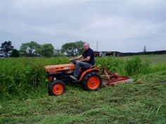 Diesel, Tractor Pictures, Kubota Tractors, Hobby Farms, Small Farm, Lawn Mower, Homesteading, Outdoor Power Equipment, Blog
