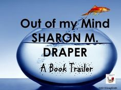 Out of My Mind by Sharon Draper Introductory PowerPoint Video Trailer, Award Winning Books, Teaching Language Arts, Out Of My Mind, Reading Workshop, Vocabulary Words, Need To Know, The Book, Students