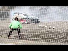 Footkhana: Neymar vs. Ken Block, ¡genial espectáculo!