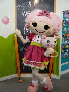 Jewel Sparkles from #Lalaloopsy