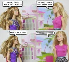 19 sinceridades que a Barbie falou por você