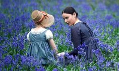 Edie Martin (TOOTS) & Abbie Cornish (Fanny Brawne) - Bright Star directed by Jane Campion (2009) #johnkeats #janecampion #fannybrawne