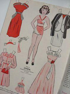 1948 Linda Wee Wisdom from Ebay