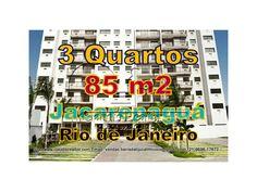 Apartamento de 3 dormitórios sendo 1 suíte Localizado no bairro Jacarepaguá de Rio de Janeiro