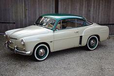 1955 Autobleu 4CV Coupé
