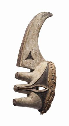 Igbo Mma Ji Mask, Afikpo, Nigeria http://www.imodara.com/item/nigeria-igbo-okumkpa-theatre-mask-mma-ji/