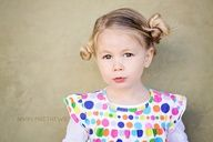 Cute toddler pigtail buns http://instagram.com/sparklysodastyle