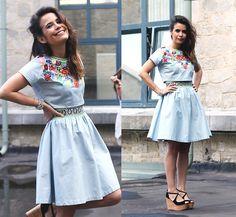 Sara E. - Asos Dress - Mexican Dress