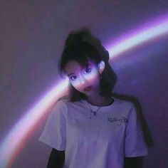 Hola soy Lee TNSoy trainee de ibighit Entertainment y mi grupo es de 7 chicas se. Ulzzang Girl Fashion, Ulzzang Korean Girl, Cute Korean Girl, Korean Aesthetic, Aesthetic Girl, Purple Aesthetic, Girl Short Hair, Short Girls, Tumbrl Girls
