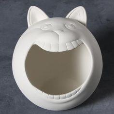 Big Mouth Cat :: Potclays PYOP