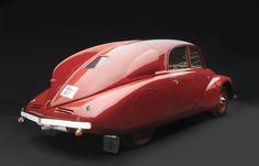Sensuous Steel: Art Deco Automobiles-Frist Center for the Visual Arts