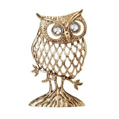 jewelry stand :-)   FOSSIL® New Arrivals Jewelry: Owl Jewelry Stand JA5817