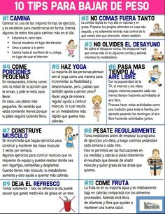 Descubre Algunos Tips Saludables para Perder Peso Wellness Fitness, Physical Fitness, Fitness Diet, Health Fitness, Herbalife, Healthy Tips, How To Stay Healthy, Postural, Loose Weight
