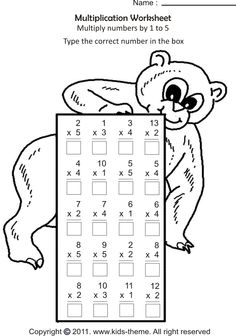 math coloring pages 3rd grade