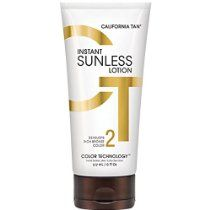 California Tan Instant Sunless Lotion, 6 Ounce