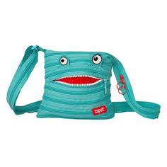 Monster Shoulder Bag Blue