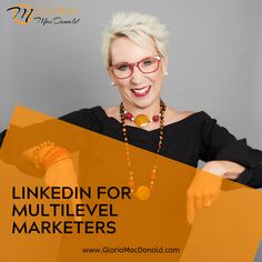 I've cracked the LinkedIn code for MLM's!  Check it all out here.