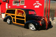 1939 Ford Phantom Woodie...Re-Pin brought to you by #ClassicCarInsurance at #HouseofInsurance EugeneOregon