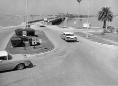 Clearwater Causeway - 1960