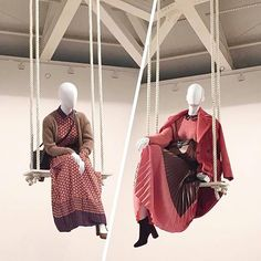 """BEATRICE В., Milan, Italy, """"Listen Bernadette... I'm so glad to see us swing again..."""", pinned by Ton van der Veer"""